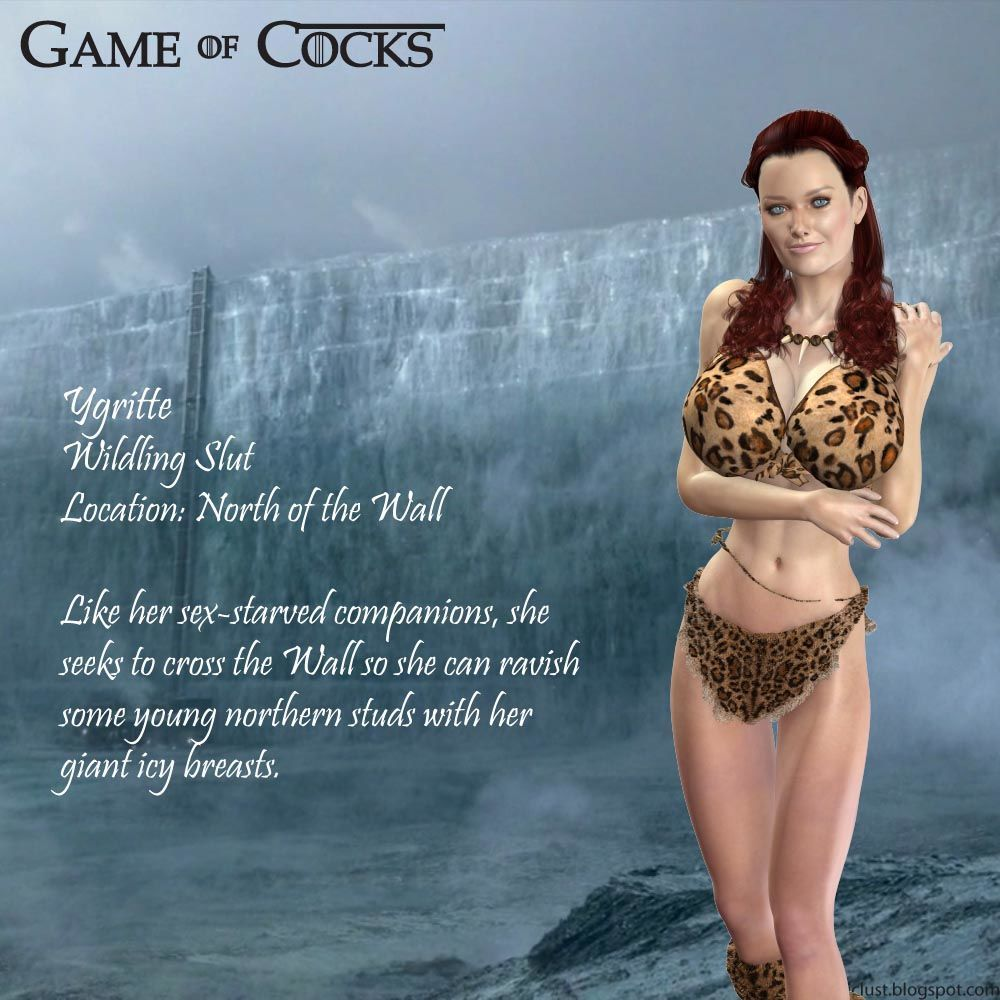 [Epic Lust] Game of Cocks