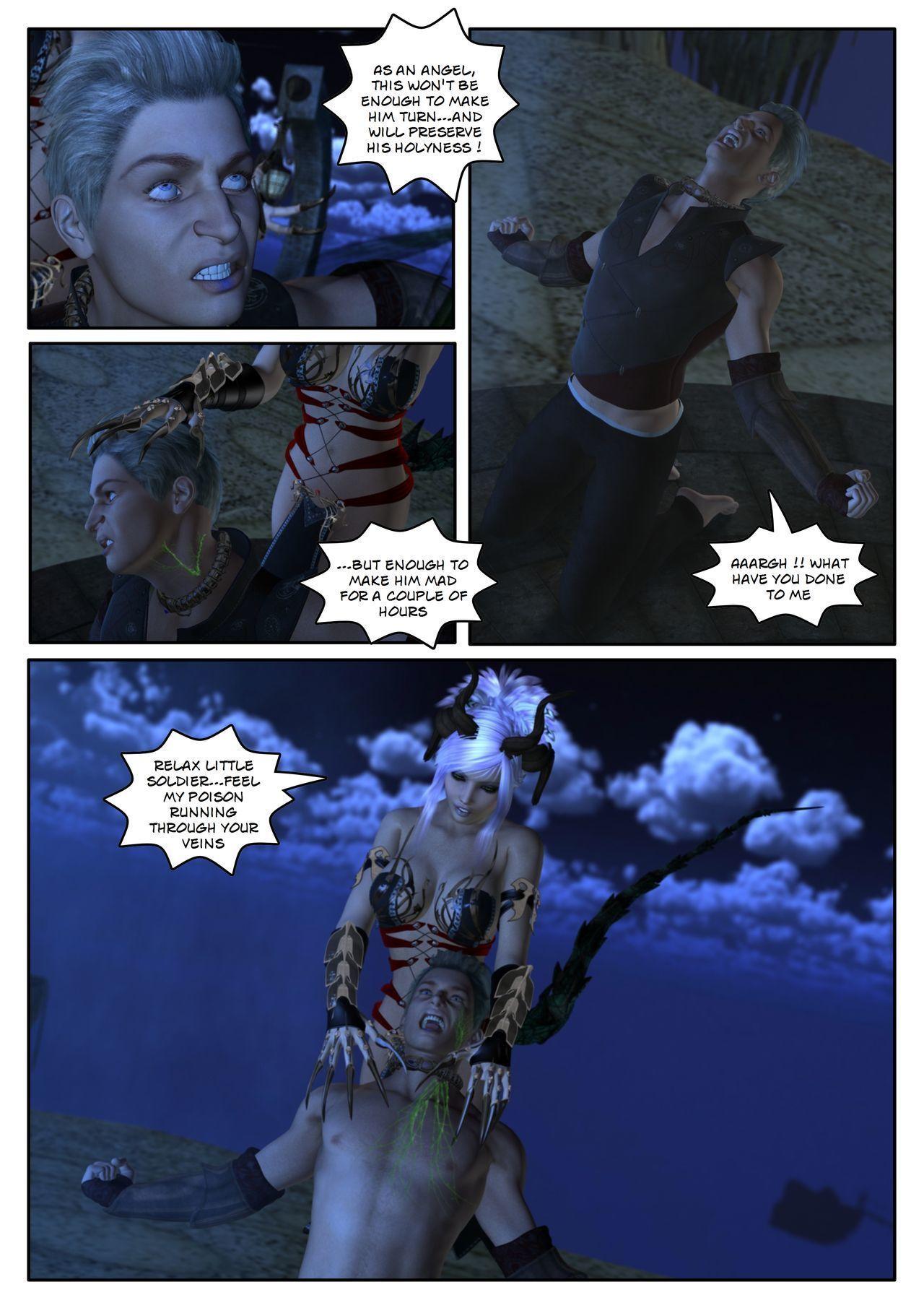 [Shinra-kun] The Fallen Star Ch. 7: The LightBearer - part 9