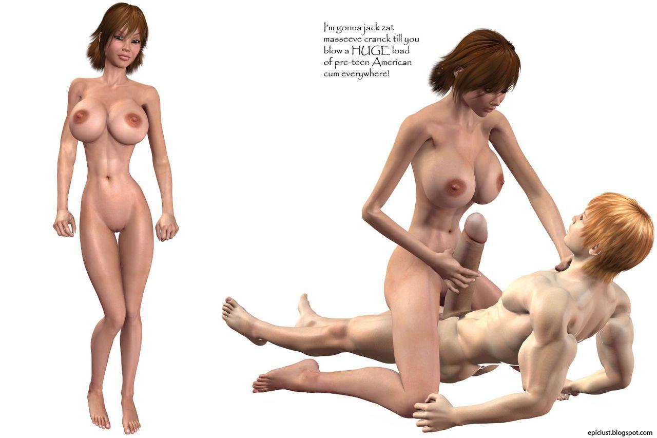 Epic Lust 2 - Sister\'s New Bikini - part 2