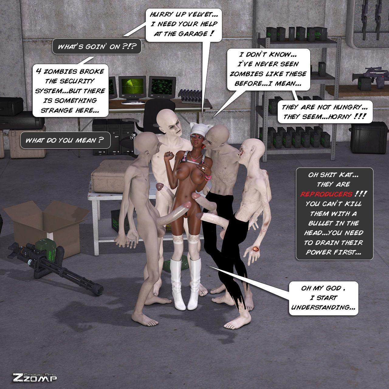 [Zzomp] Kat & Velvet & Zombies - part 2