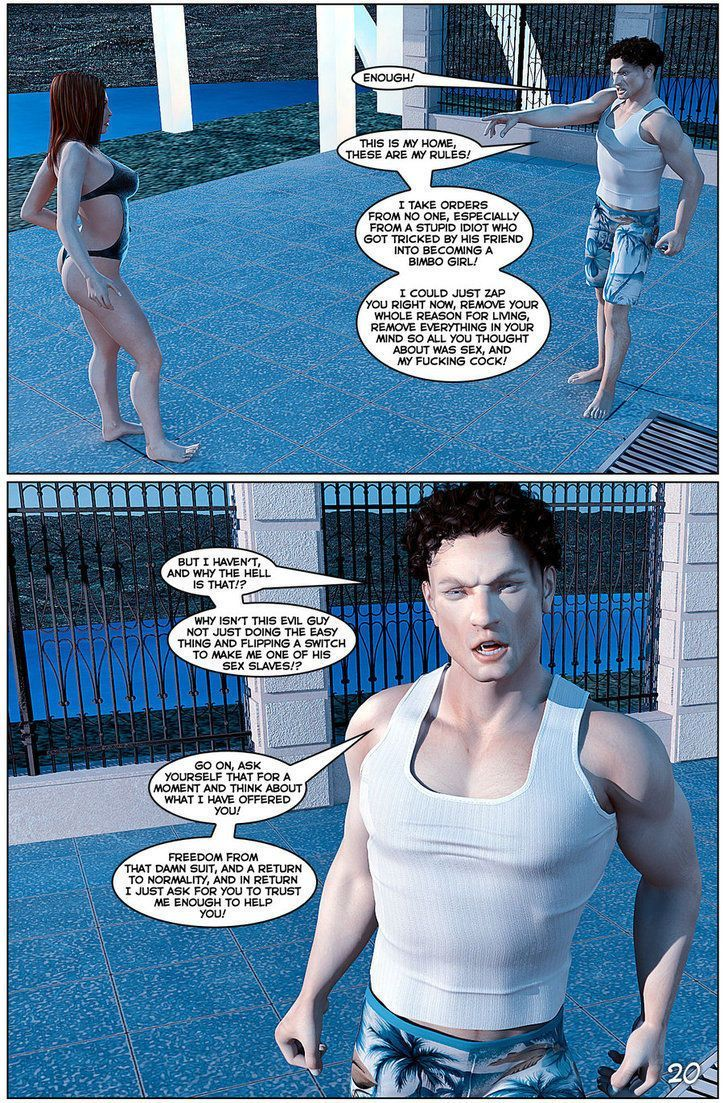 [Goldendawn] [SRU] The Body Suit [Chapter 2]