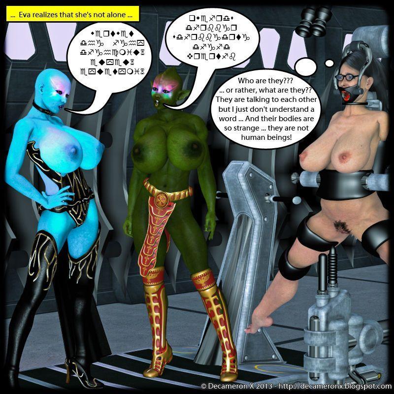 [decaMeron X] Eva Lust - Ch. 1: Perverse Reality