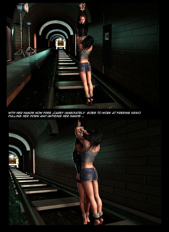 Carey vs the Death Train - part 2