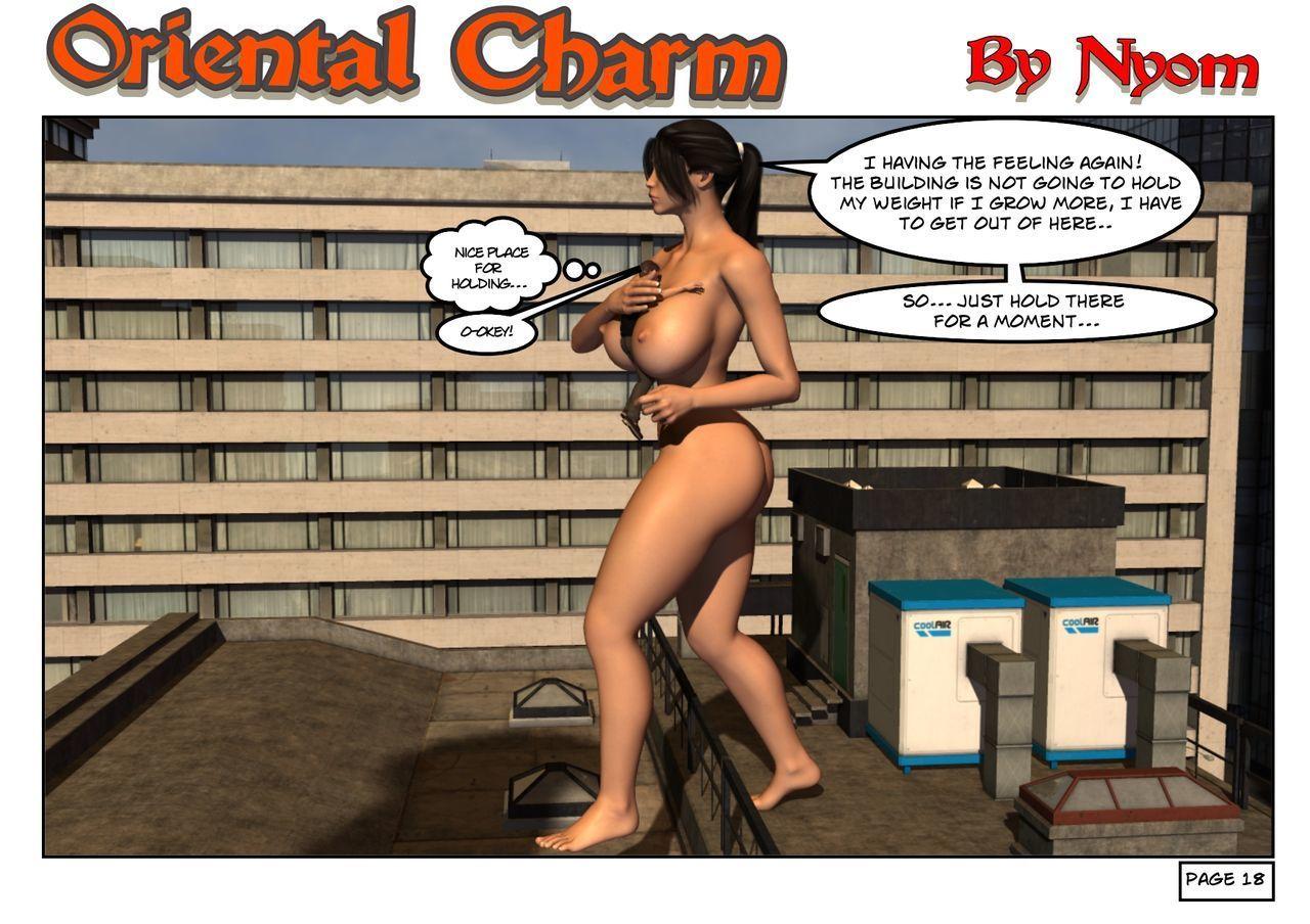 Oriental Charm