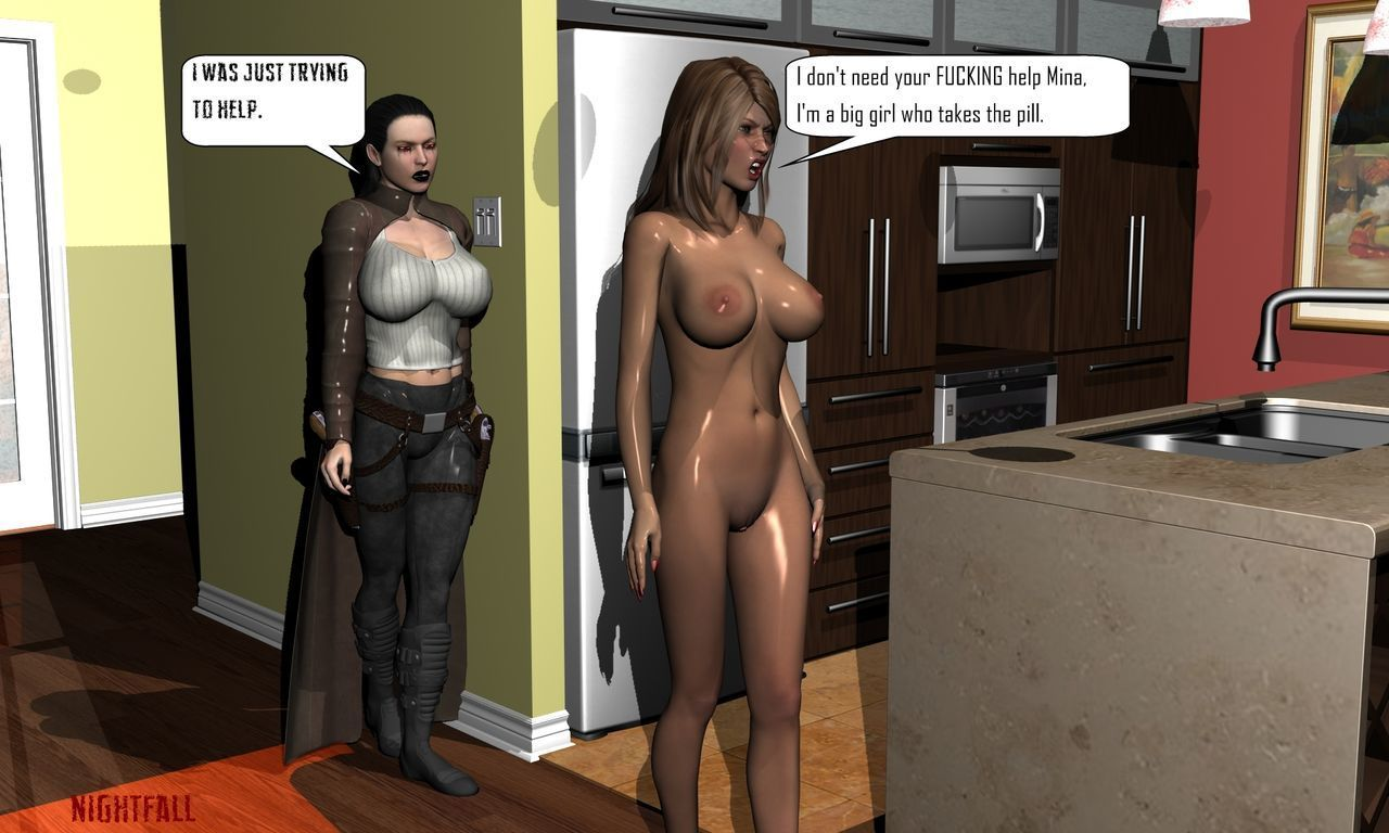 Mina Chronicles Issue 6 - Lost and Found Part 1 - part 2