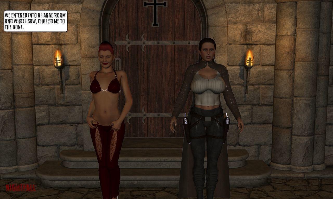 Mina Chronicles Issue 3 - Origins Part 3 - part 2