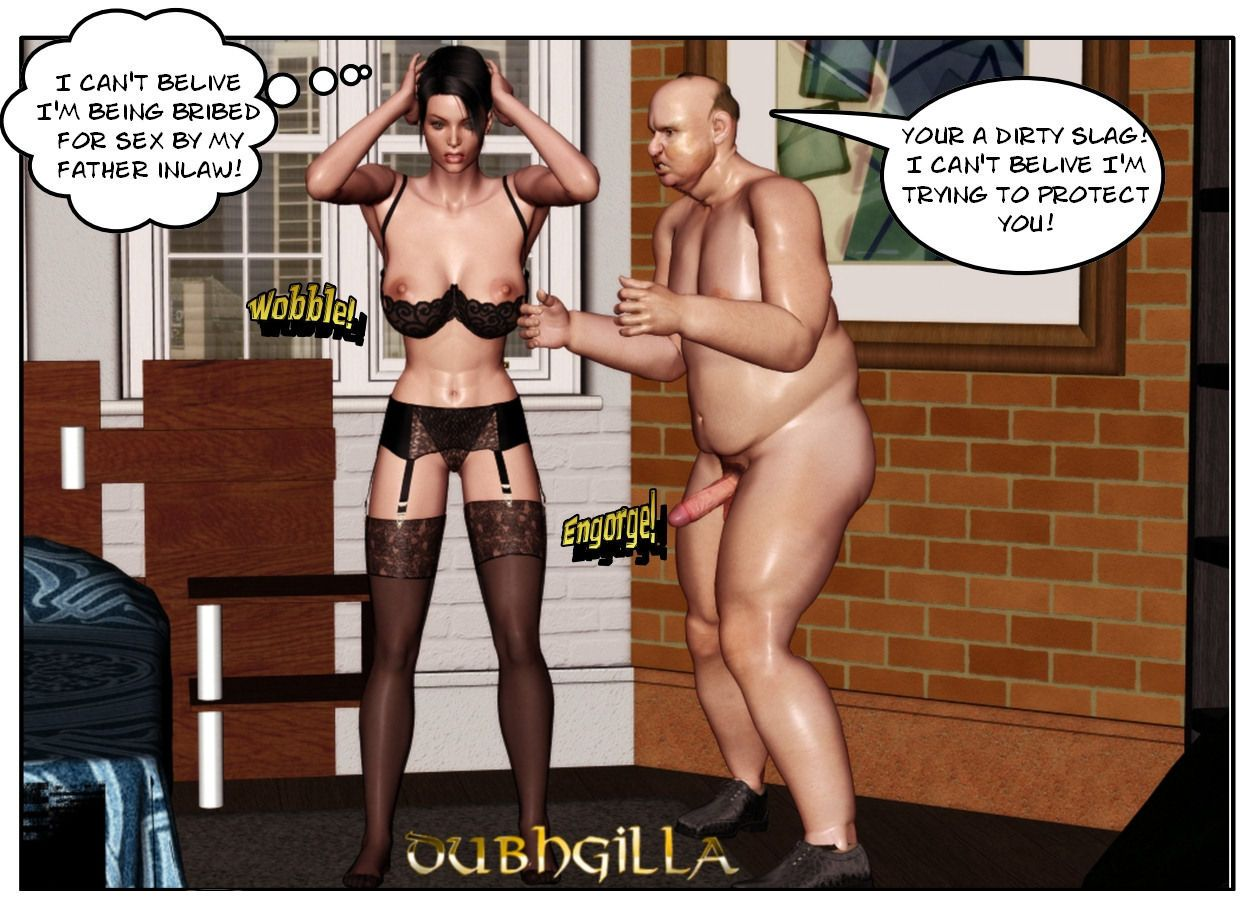 3 D Dubhgilla - Hot Daughter in Law