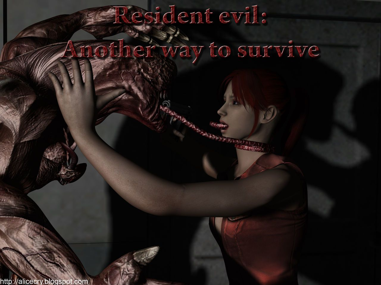 Resident evil: Another way to survive (comix)