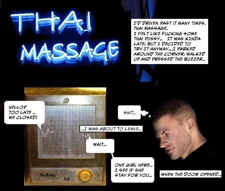 Thai Fuck Meat Massage