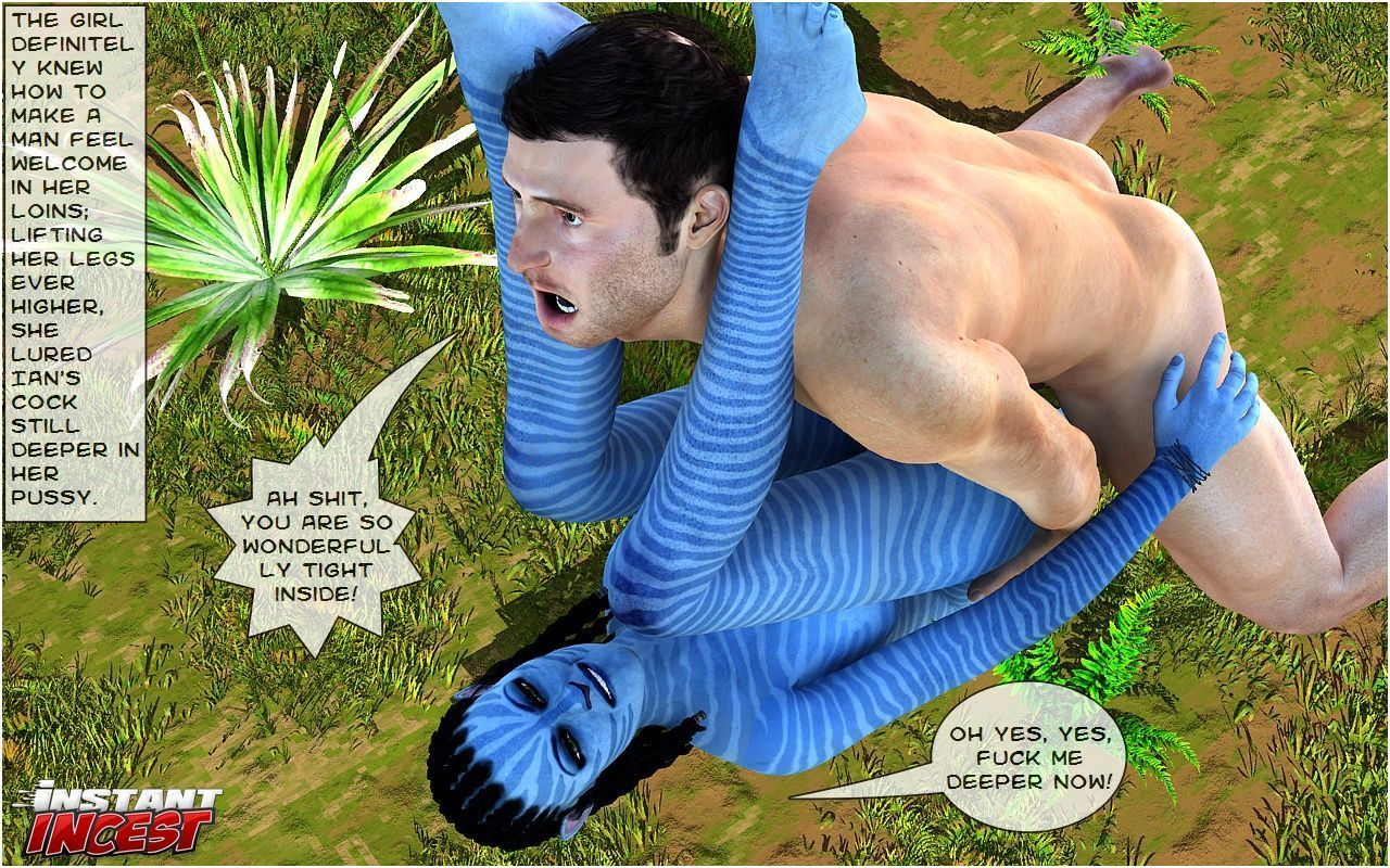 [Instant incest] Sexed away into fantasy land Gallery (Avatar) [English] - part 2