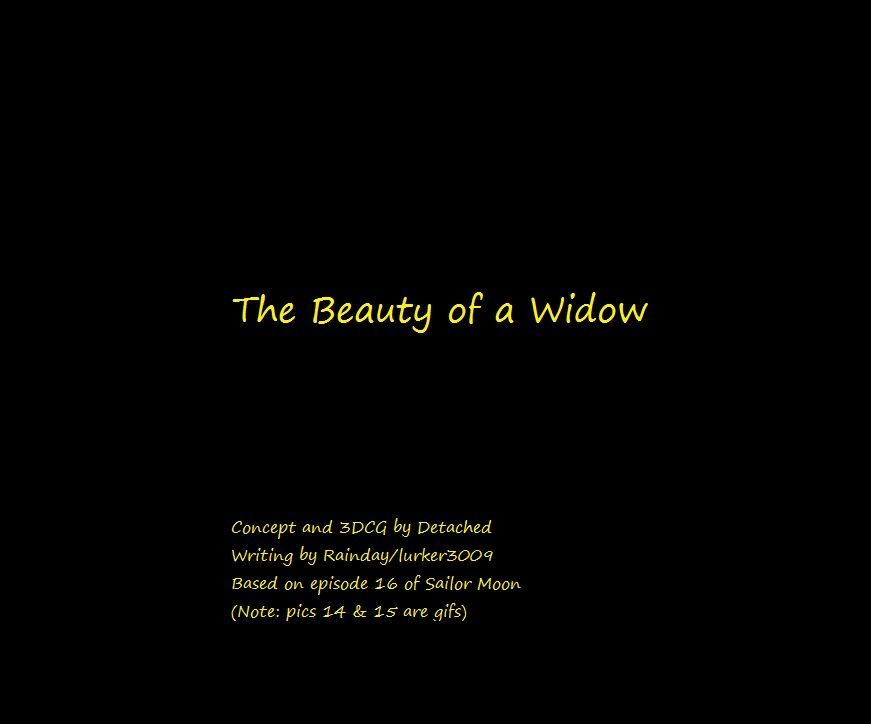 The Beauty of a Widow by Detatched and RB9