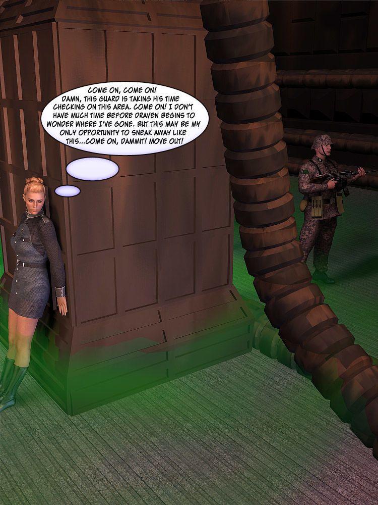 Agents of D.E.S.I.R.E. - The Origin of Valiant Girl - part 3