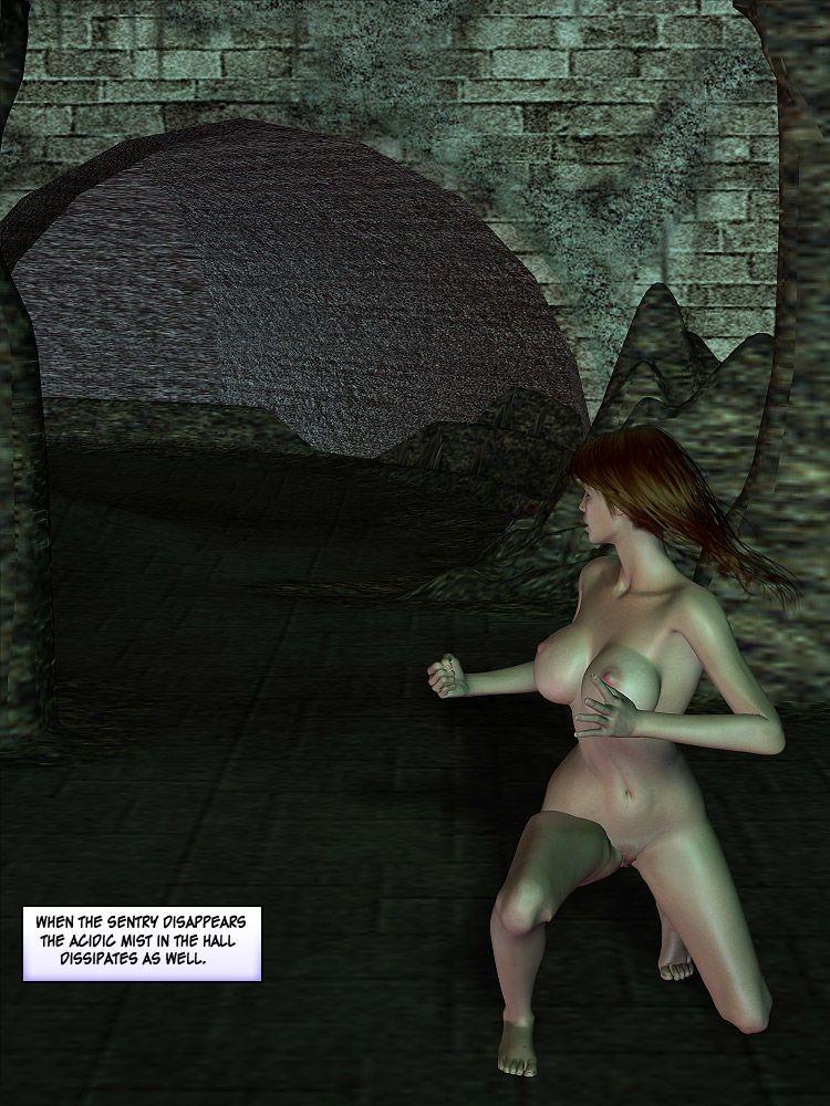 Agents of D.E.S.I.R.E. - The Origin of Valiant Girl - part 6
