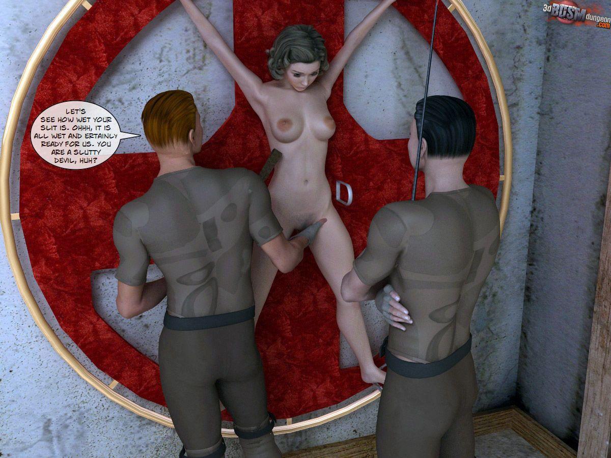 [3D BDSM Dungeon] The Basement Mystery