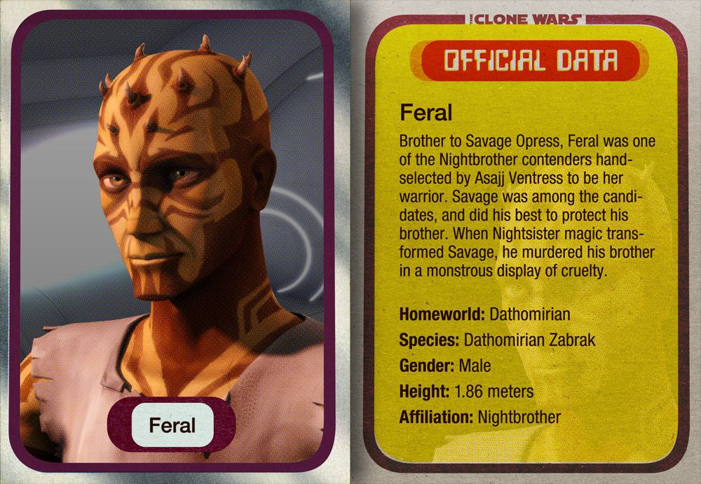 The Clone Wars Season 3 - Picture Card Series - part 4