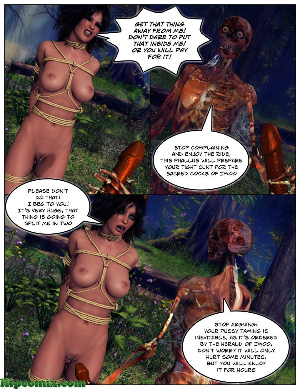 Dada The Jungle Babe - part 5