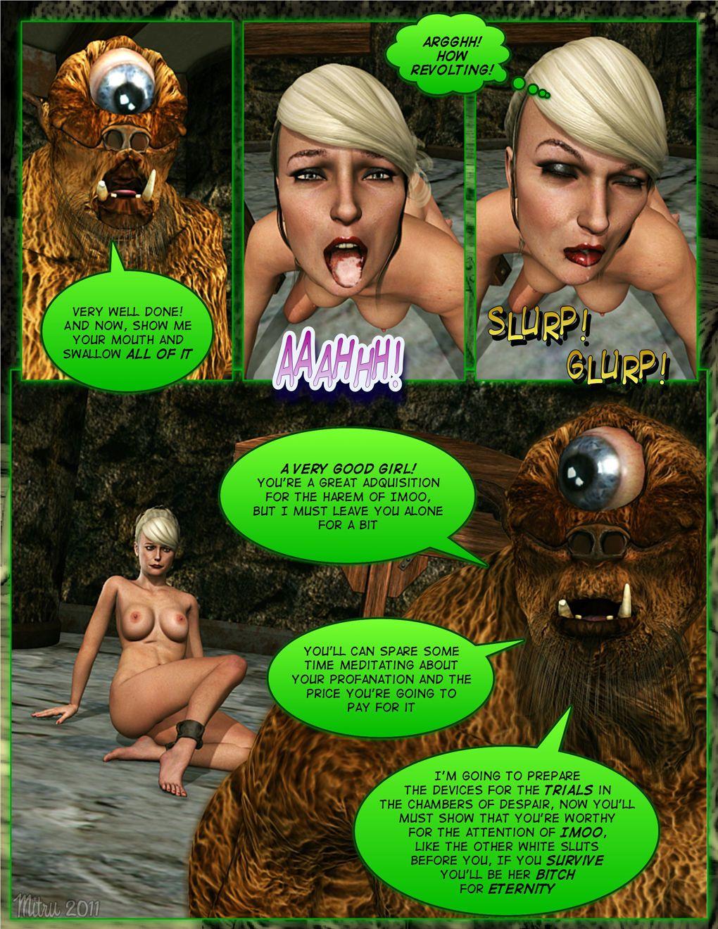 Dada The Jungle Babe - part 14