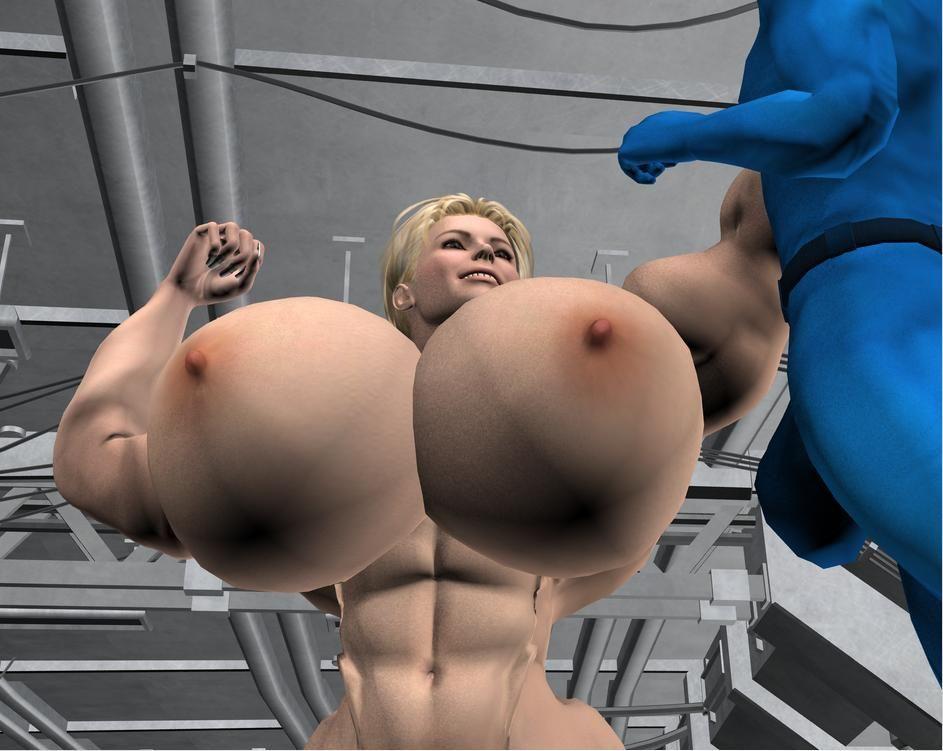 Muscle Avenger - part 3