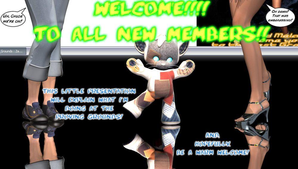 Original PG welcome