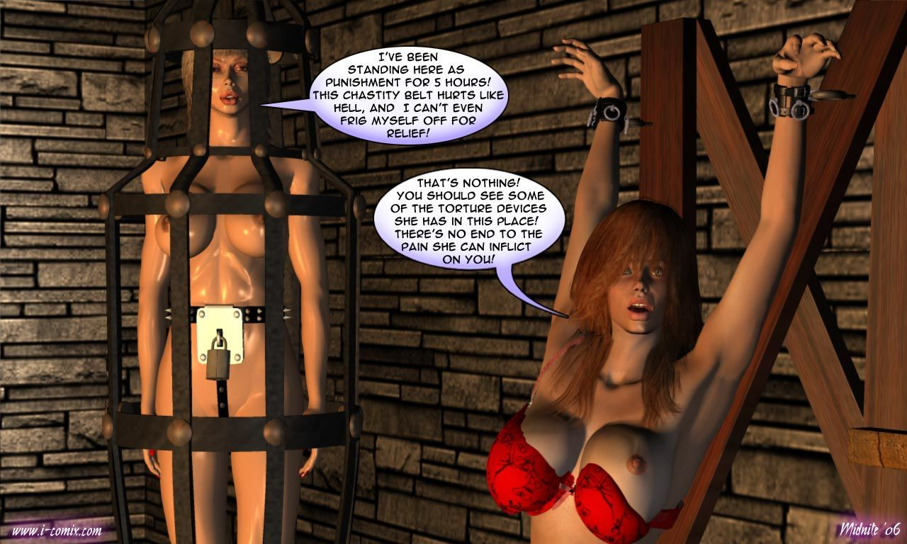 Betty Noir Private Eye - 03.Betty\'s Caribbean Vacation - part 2
