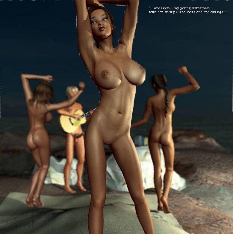 Venus Island Confidential Edition 2 - part 2