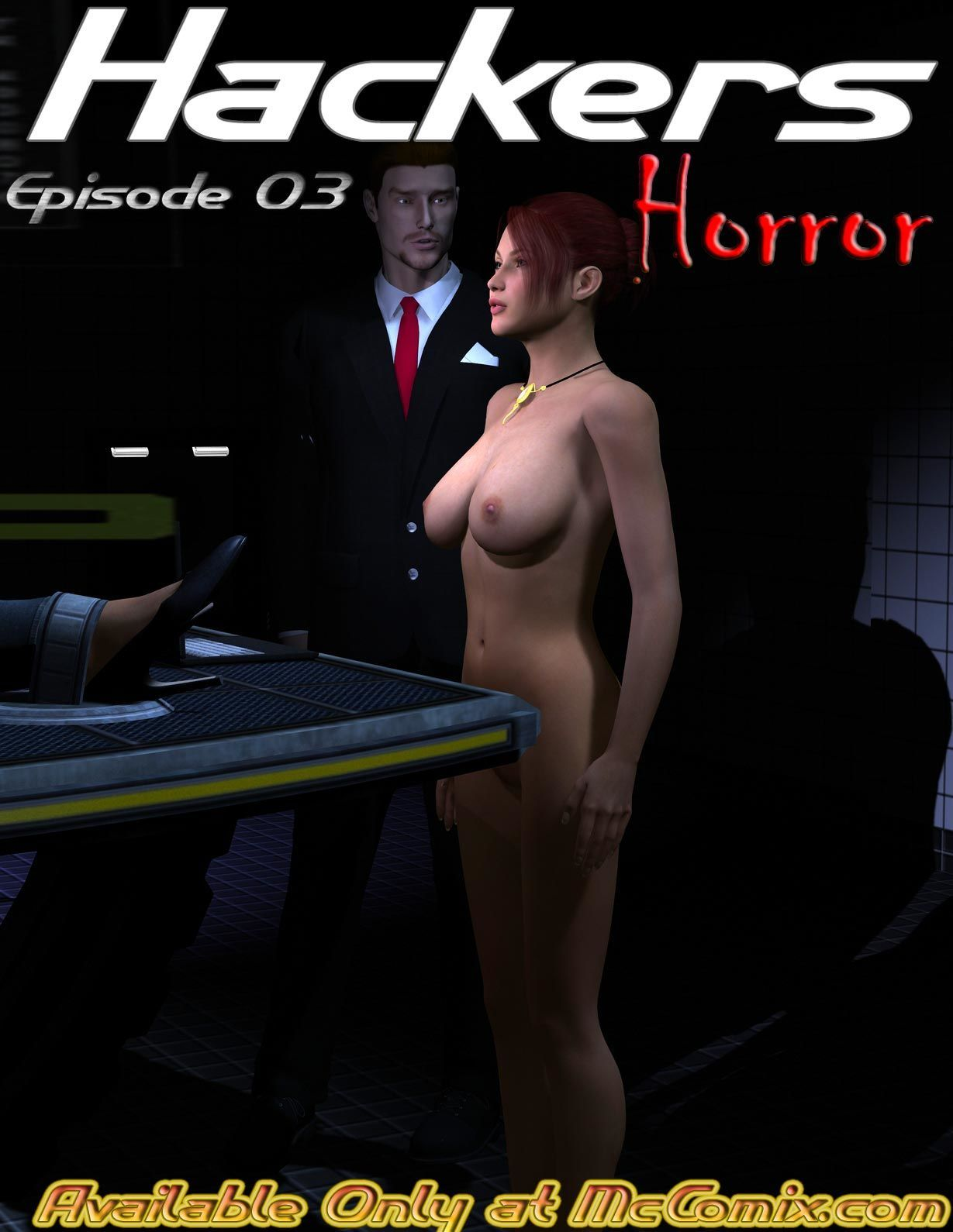 Hacker\'s Horror - part 2