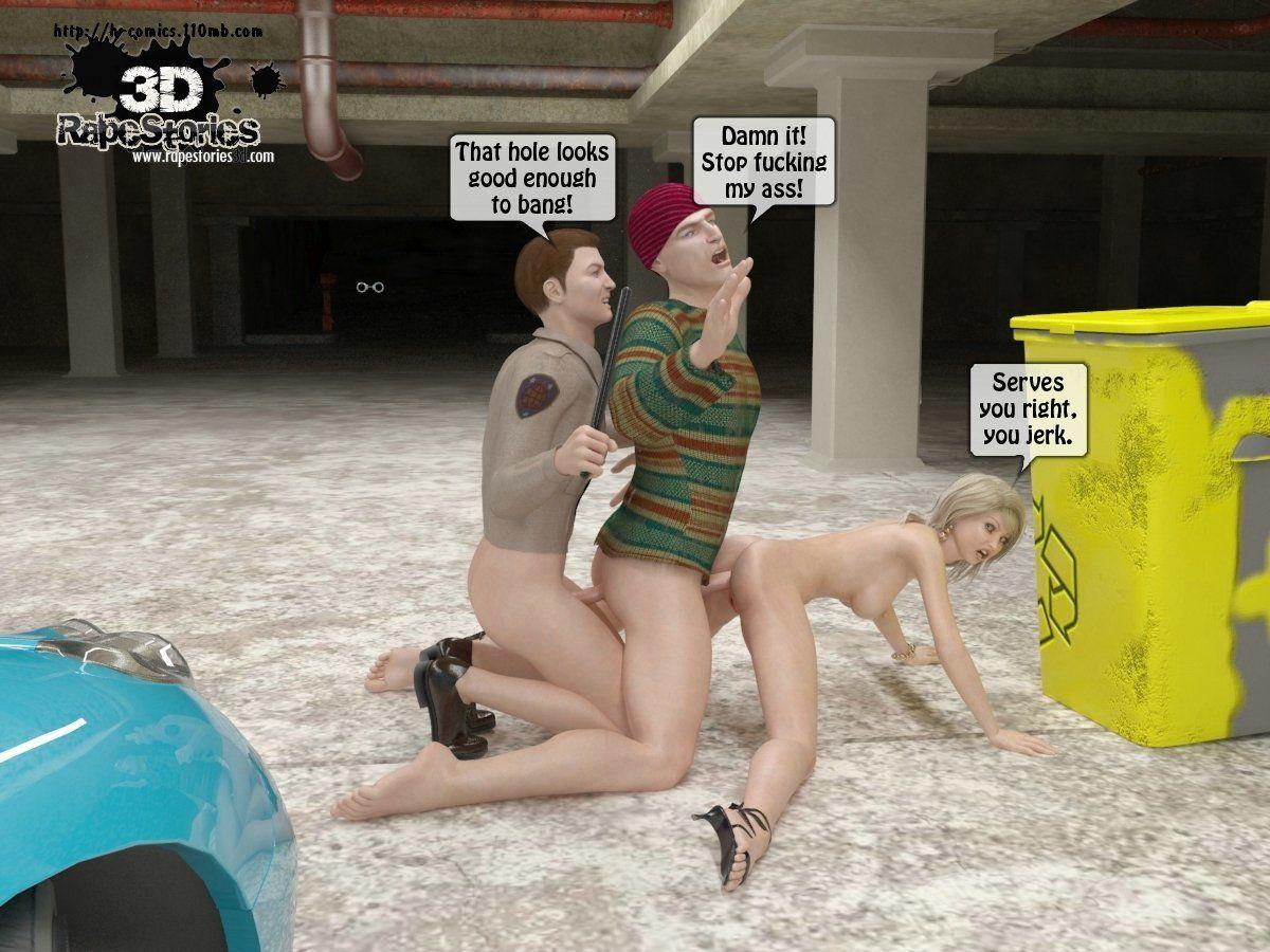 3d Rape Story 2 - part 3