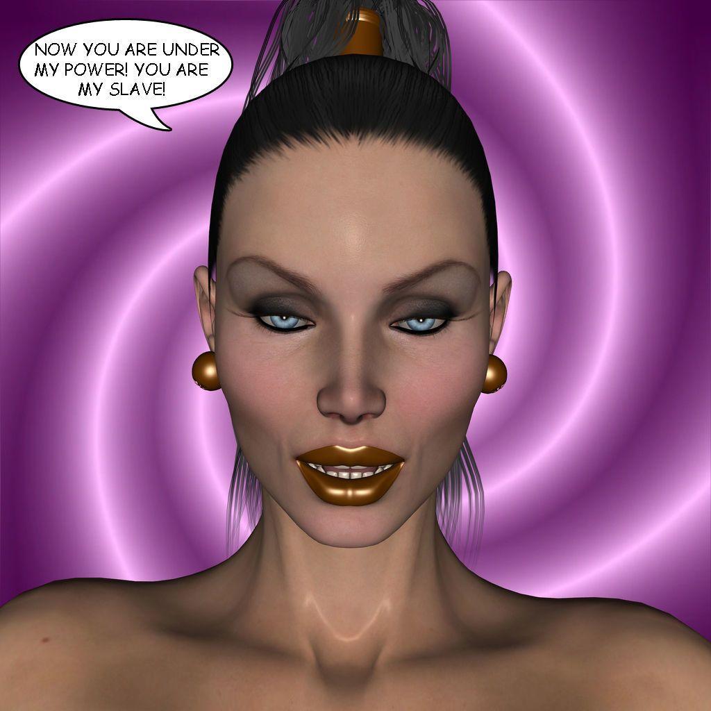 [3D] Hypnotized Women