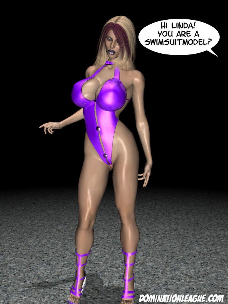3D Dom. League - Linda II