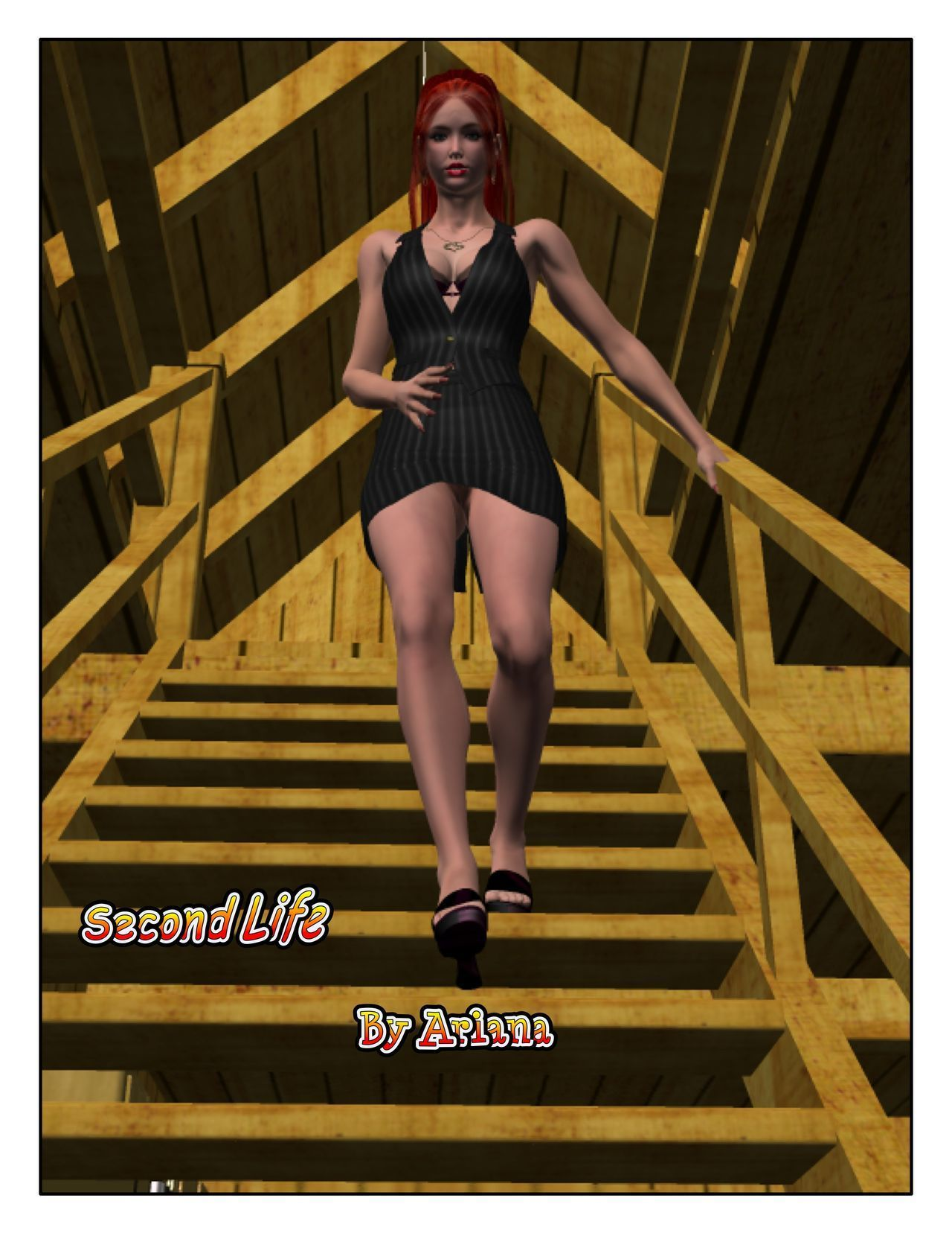 [Ariana] Second Life