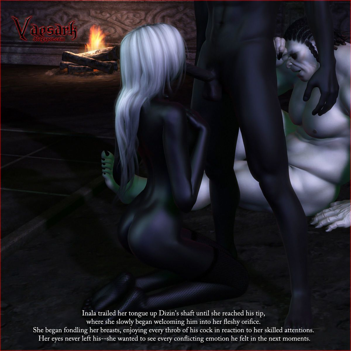 Fall of House Xil\'daar - Inala- Vaesark works - part 2