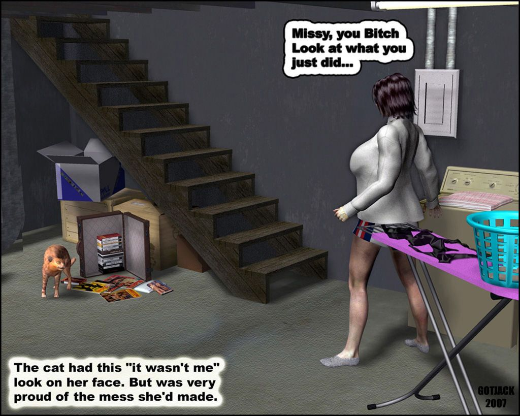 Titfighting Wives 1 by got jack tbc