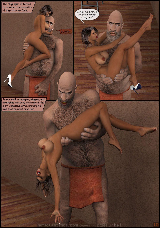 Arousal 3d