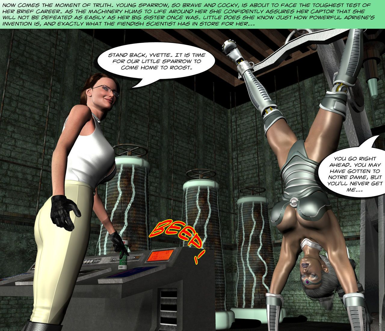 [3D]Mad Science #3 - part 2