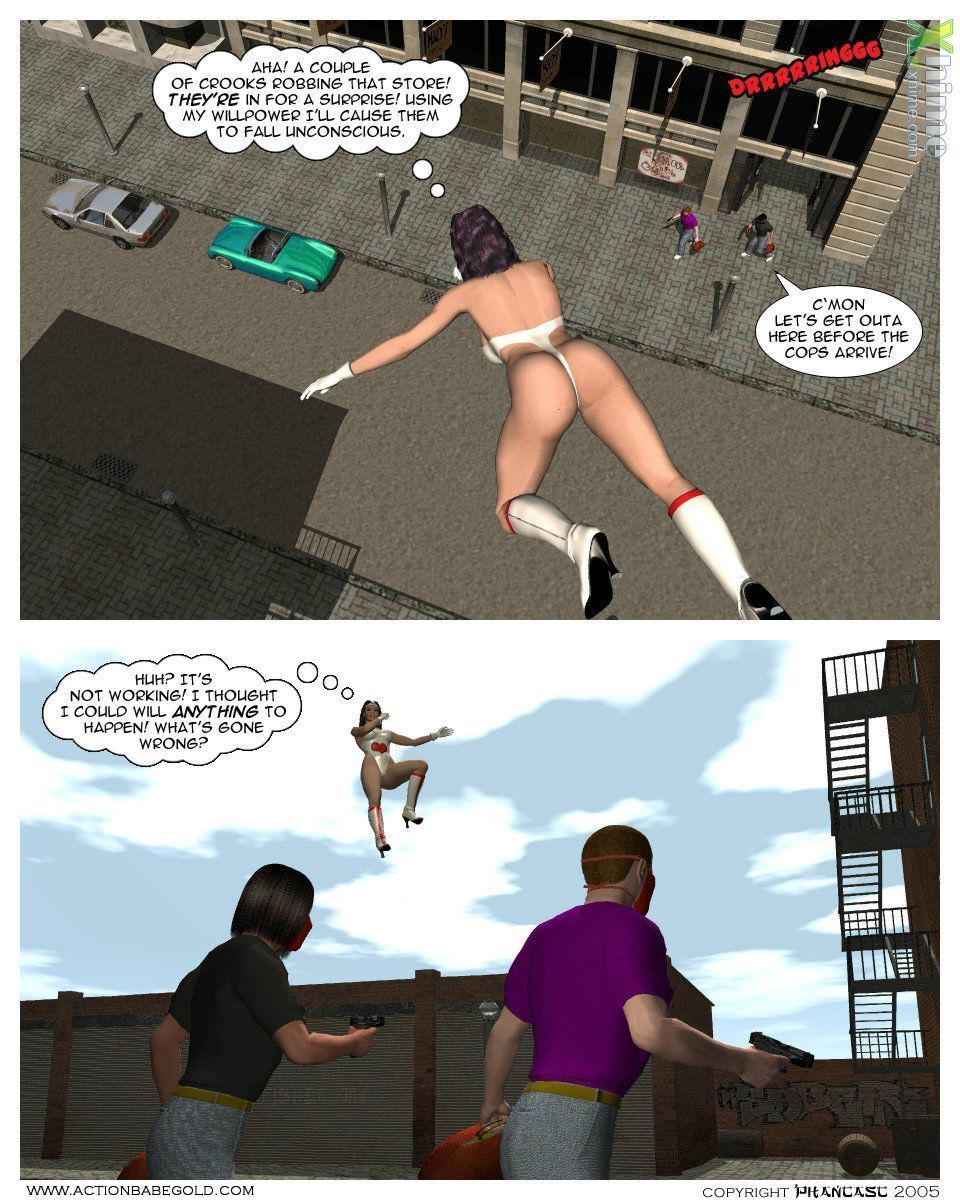 Ace of Hearts - Issue 1 - part 2