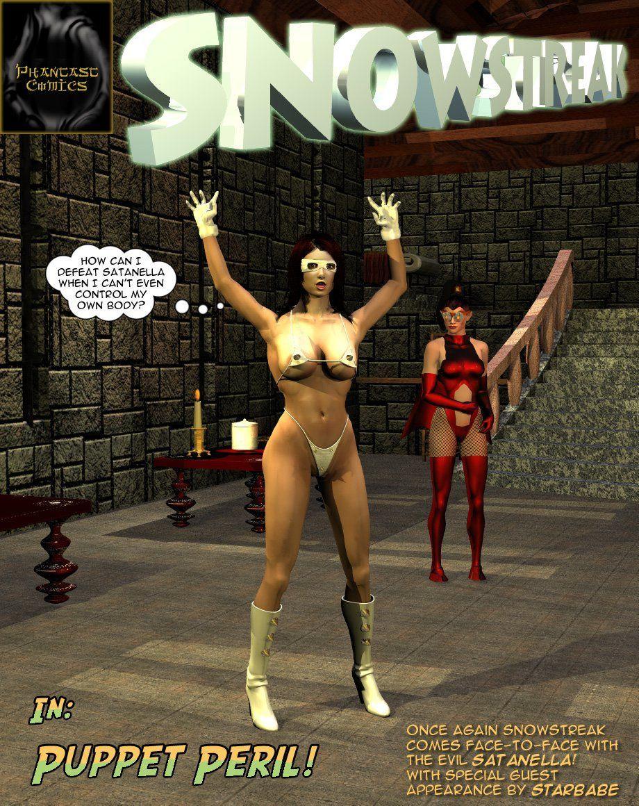 Snowstreak: In Pupet Peril!