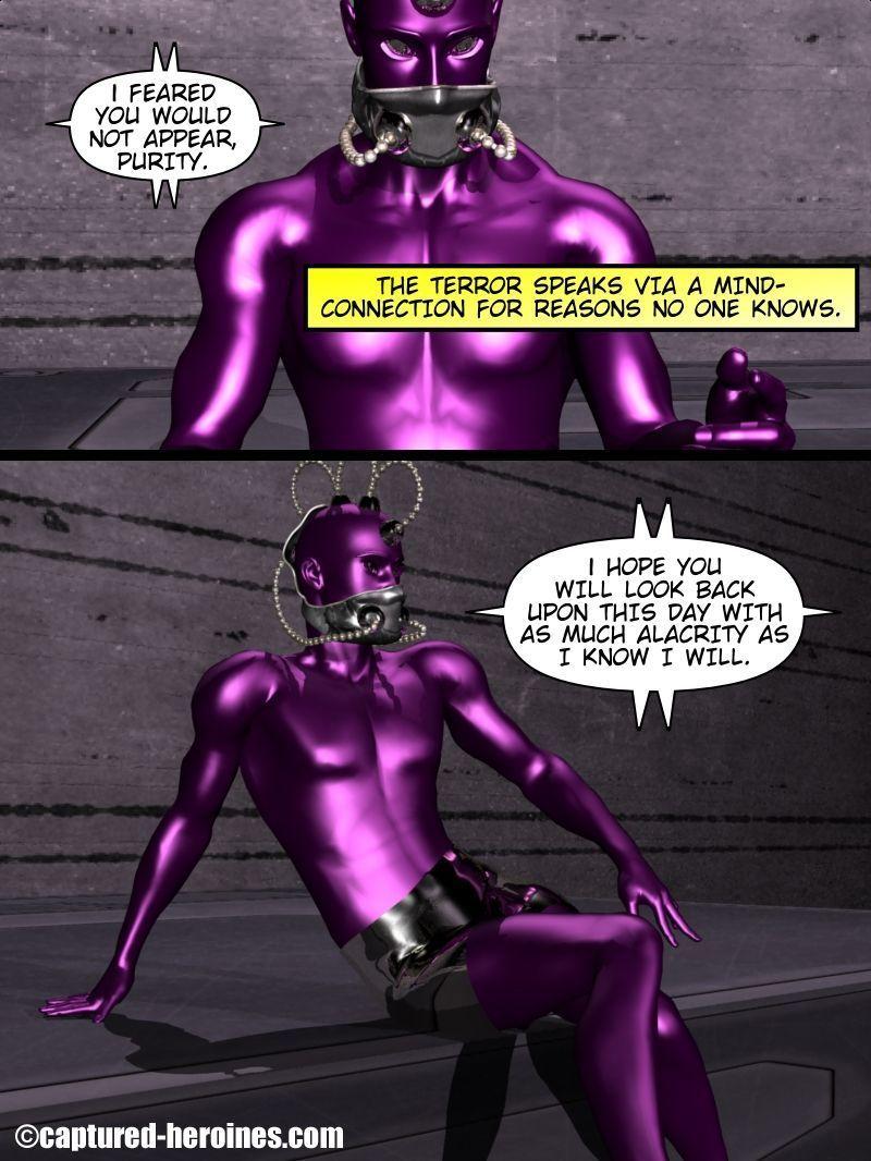 Purity: The Virgin Superheroine