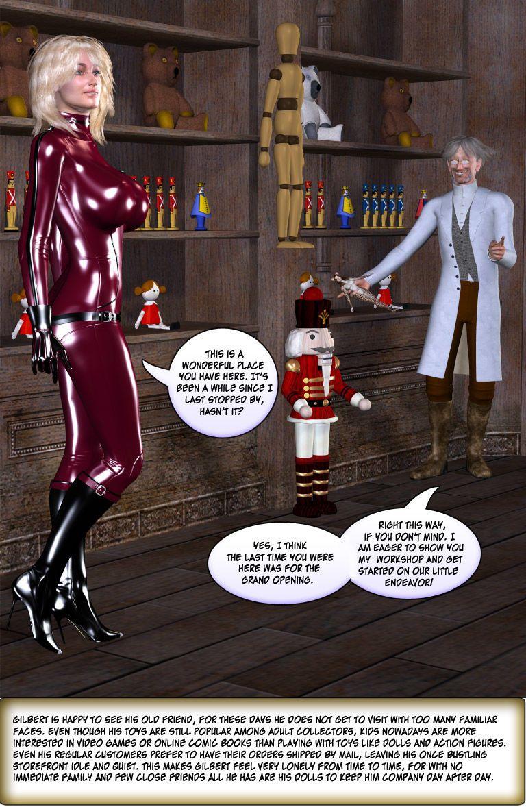 Grime City Stories: Adult Toys. Part 1