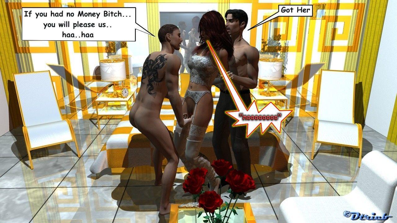 Gaby and the Burglars - part 2