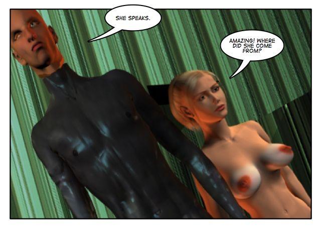 Mindy - Sex Slave On Mars c401-425 - part 3