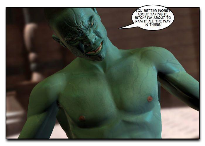 Mindy - Sex Slave On Mars c401-425 - part 13