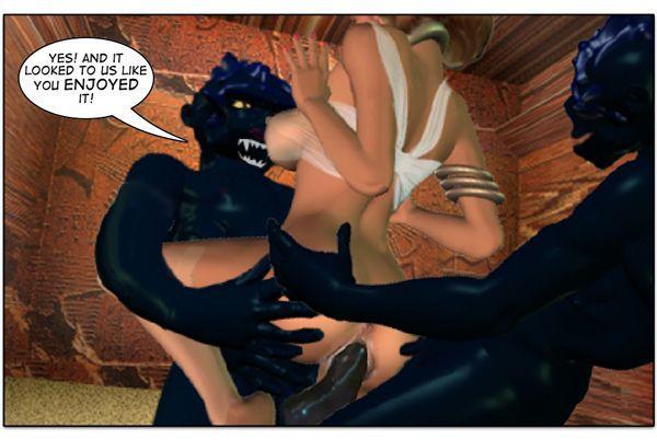 Mindy - Sex Slave On Mars c376-400 - part 4