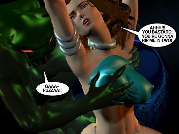 Mindy - Sex Slave On Mars c326-350 - part 4