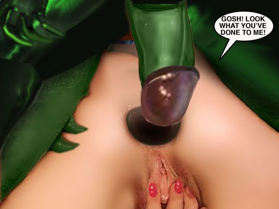 Mindy - Sex Slave On Mars c326-350 - part 6