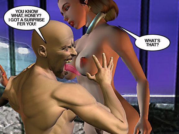 Mindy - Sex Slave On Mars c326-350 - part 14
