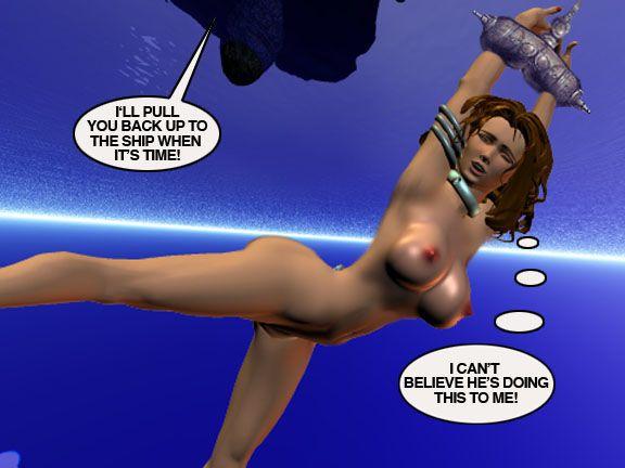 Mindy - Sex Slave On Mars c301-325