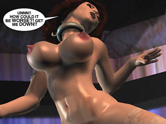 Mindy - Sex Slave On Mars c301-325 - part 12