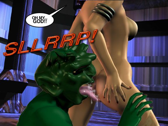 Mindy - Sex Slave On Mars c301-325 - part 13