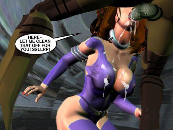 Mindy sex slave on mars
