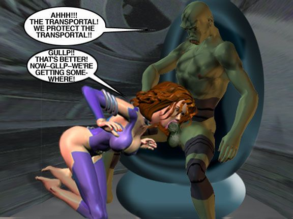 Mindy - Sex Slave On Mars c251-275 - part 15
